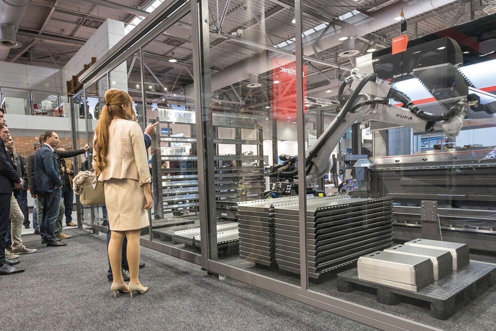 EuroBLECH 2018: World Class Manufacturing
